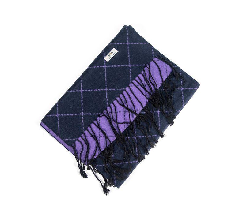 Bufanda-rombos-morado-foulard
