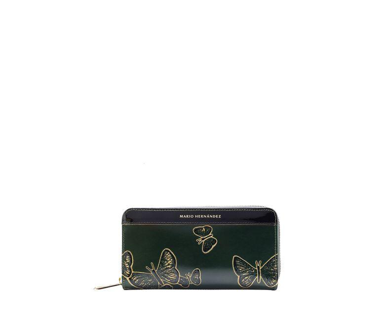 Billetera-marcia-esmeralda-mariposas