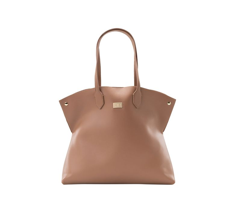 Tote-daily-camel-grey