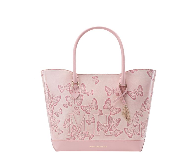 Tote-alas-grande-rosado-mariposas